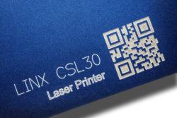 Laser QR Code